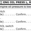 ENG OIL PRESS – A Simulator Scenario