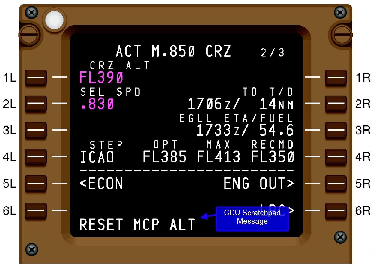 fmc scratchpad messages rh infinidim org Air Pilot Airline Pilot Outlook