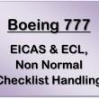 B777 EICAS/ECL Guide