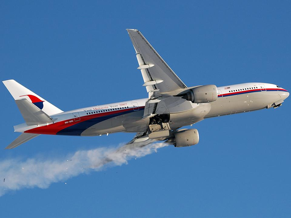 B777 Engine Failure on Takeoff (EFATO)