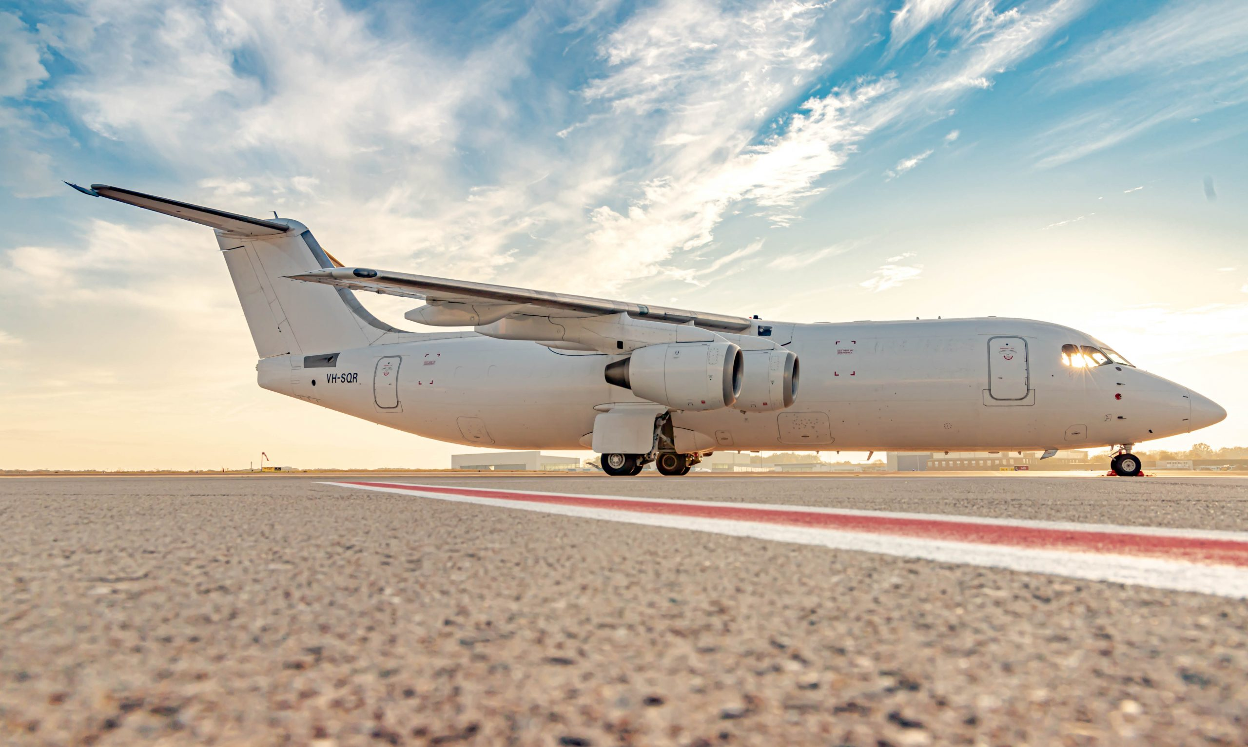 Protected: Type Rating Time – BAe146